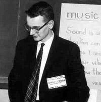 Bob Orban, een foto uit 1962