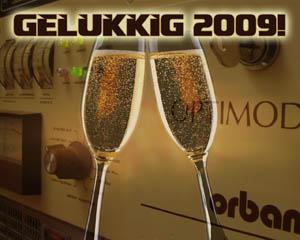 gelukkig 2009!