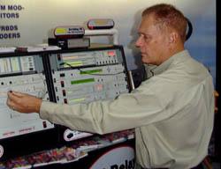 Jim Wood, de oprichter van Inovonics