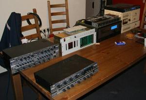 line up van de processoren