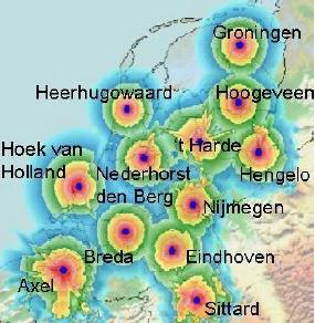 meetpunten Agentschap Telecom
