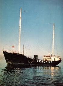 De Norderney, het zendschip van Veronica