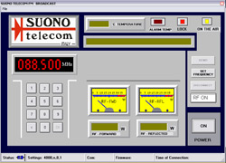 remote software suono esva