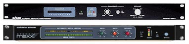 Orban 222A en Modulation Sciences Stereomaxx
